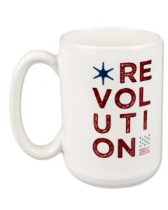 REVOLUTION Mug, Made in USA