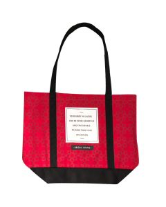 Abigail Adams 'Remember the Ladies' Tote