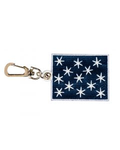 Washington Headquarters Flag Backpack Clip