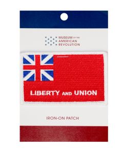 Liberty and Union Flag Patch