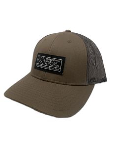 Museum of the American Revolution Chocolate Brown Cap