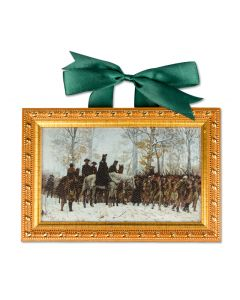 Valley Forge Framed Ornament