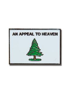 An Appeal to Heaven Flag Pin