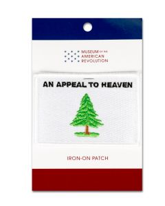 Appeal to Heaven Flag Patch