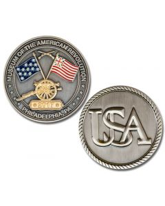 2017 Museum Challenge Coin