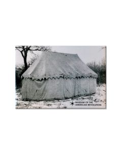 George Washington's Tent Magnet