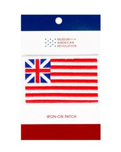 Grand Union Flag Patch