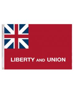 Liberty and Union Flag, 3' x 5'