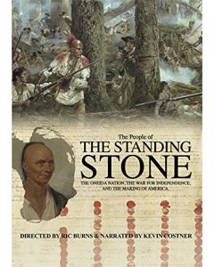 DVD | The People Of Standing Stone: The Oneida Nation, The War For Independence, And The Making Of America