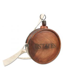 USTATES Wooden Canteen