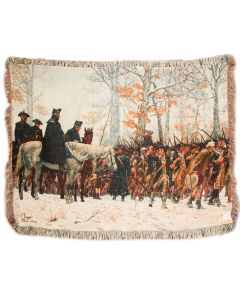 Valley Forge Throw Blanket